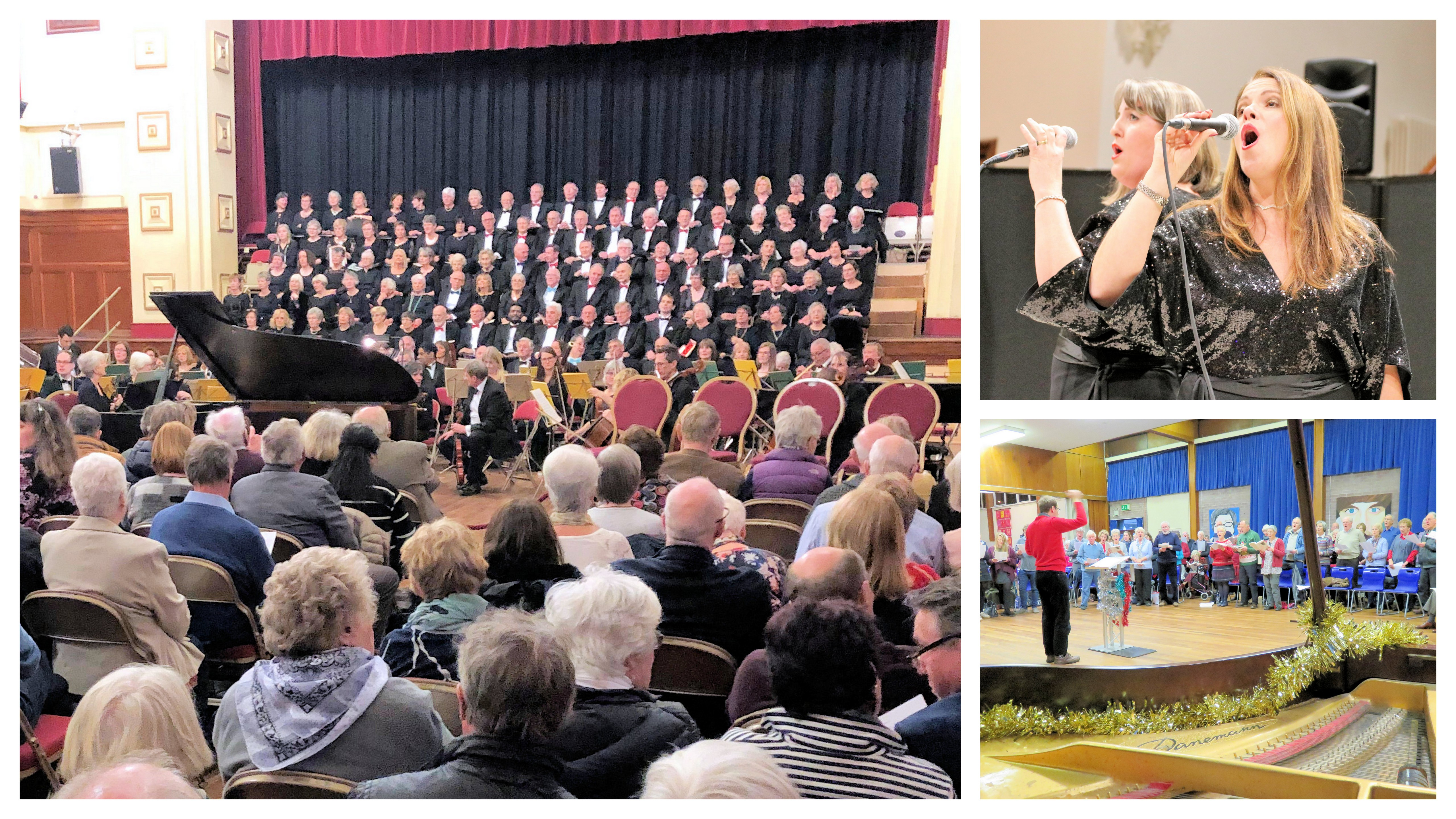 Ellesmere Port Music Society Choir